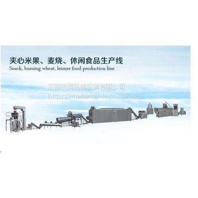 台湾进口北田糙米卷生产设备,能量99棒米饼生产线