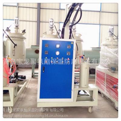 青岛宝龙供应 聚氨酯冷库板发泡机 冷库门聚氨酯发泡设备(免费技术指导)