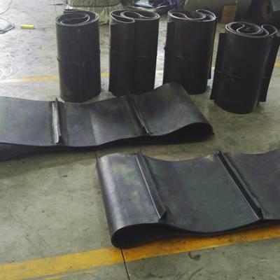 济宁国龙除铁器皮带 卸铁器环形带 刮板橡胶皮带