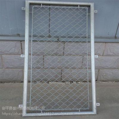 体育场围栏网/体育场安全防护隔离网/畅销天津隔离网围栏厂家