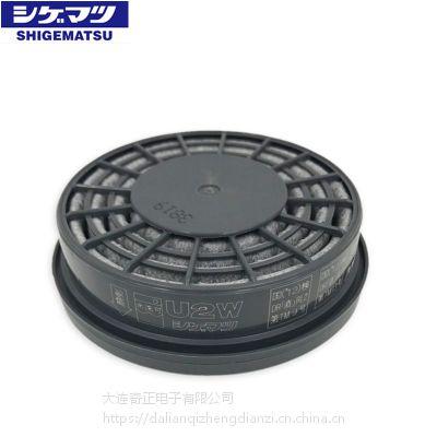 日本重松防护面具过滤芯CU2W