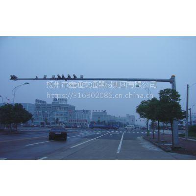 球机监控杆、摄像机杆、抓拍杆、测速杆、交通杆件、标志牌杆、限高杆