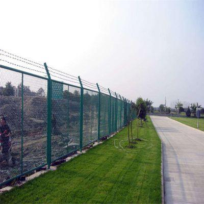 厂区护栏网 别墅围栏网 公路围墙