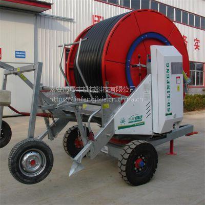 农业自动卷管式喷灌机JP75-300喷灌车