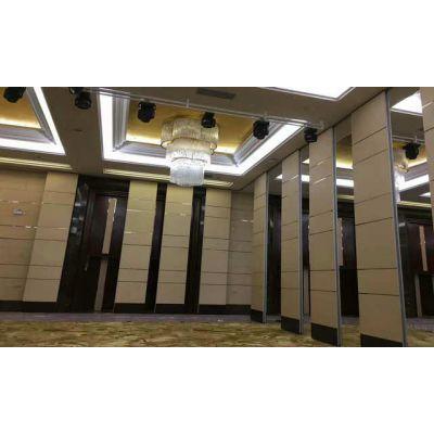 佛山顺德新君悦国际酒店宴会厅超高活动隔断屏风