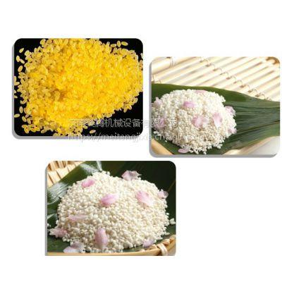 营养强化米、黄金米生产线