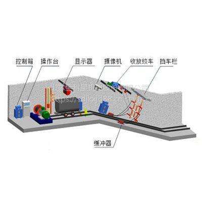 金科机电煤矿井下斜巷跑车防护的完美解决方案 跑车防护装置