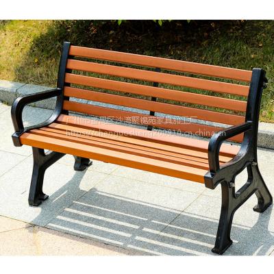 专属定制YJ005户外休闲椅子 园林公园椅 商场休闲椅 铁艺椅 广场等候椅