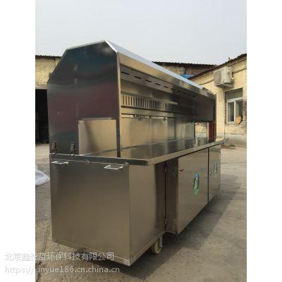 沈阳无烟烧烤净化车 烧烤油烟分离器保证过环保系统维修、清洗