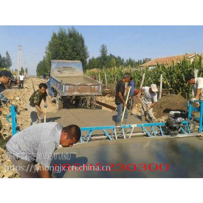 修路专业震动机 框架整平机厂家 混凝土路面摊铺机价