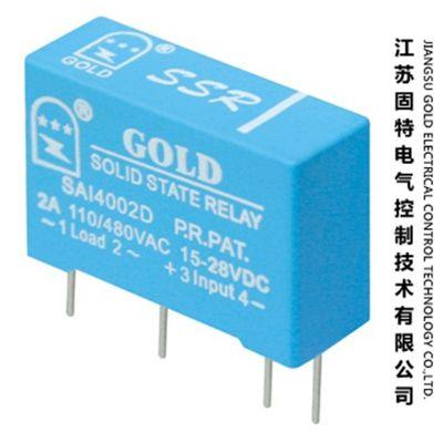 【固态继电器】PCB交流固态继电器SAI4003D 固特厂家直销