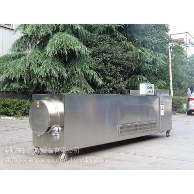 青稞炒货机 爆花率高连续作业型青稞加工机器