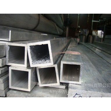 铝方管6063T6氧化铝方通6061铝扁通厂家直销
