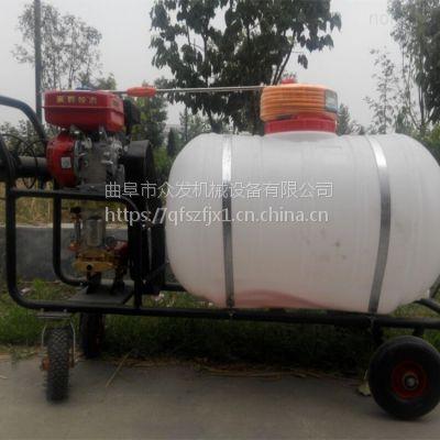 养殖消毒室喷雾器 框架式拉管打药机 汽油动力杀虫打药机