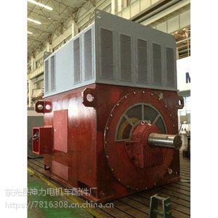 神力YXKS高压水冷电机维修