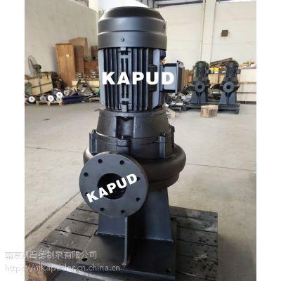 WL立式污水泵 立式排污泵 WL60-20-5.5 立式管道排污泵 凯普德
