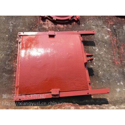 供应翔禹水利铸铁机闸一体式闸门800*800价格