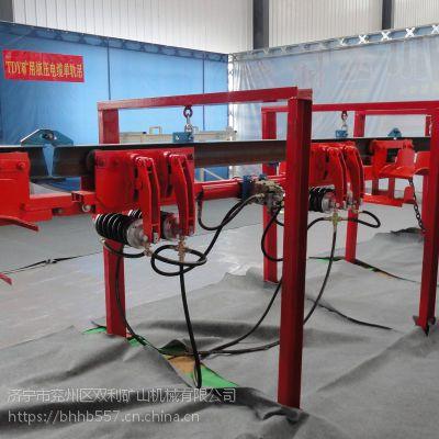 专业加工运带式输送机 李家壕矿煤矿用液压单轨吊
