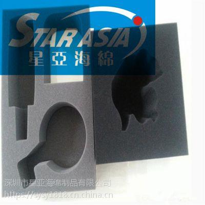 电子产品防护包装 PU发泡包装内托 EVA雕刻来料加工