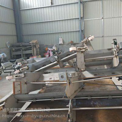 凯胜畜牧生产销售 猪用刮粪机 304不锈钢清粪机 自动化猪场清洁设备