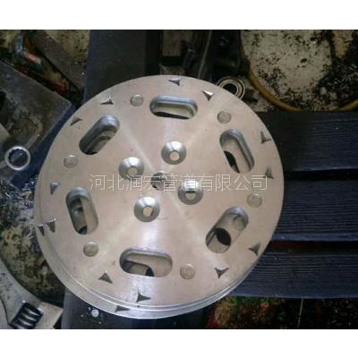 厂家定做DN2000大口径对焊法兰 16Mn异形法兰发货快