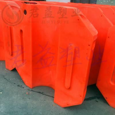 PE塑料浮筒 衢州直径110公分塑料浮筒 君益塑料浮体厂家报价