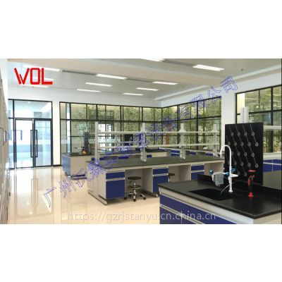 院校实验室操作台定制 实验台 边台 中央台定制厂家WOL