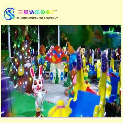 百度上热门儿童广场游乐设备欢乐锤适合室内外经营