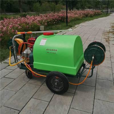 畅销旭阳300L手推式打药机 多功能高压清洗机 园林物业用喷雾机