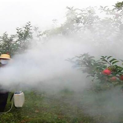 【我们没有套路】蔬菜大棚弥雾机打药机脉冲 双管烟雾机