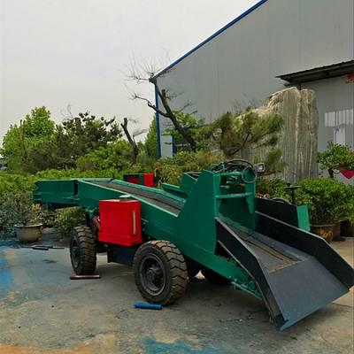土壤装卸专用铲运机 自动化柴油机扒渣机价格-都用品牌铲运机