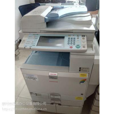 大亚湾理光彩色数码多功能复印机打印机租赁