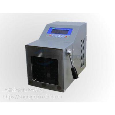 上海桂戈经典款普通款无菌均质器GUIGO-JD08