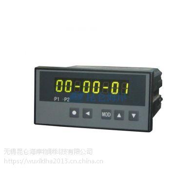 昆仑海岸显示仪表DS/A系列定时器显示仪表生产厂无锡昆仑海岸
