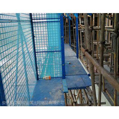 厂家长期供应外爬架网 建筑安全爬架网 爬架钢网