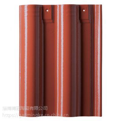 山东淄博陶瓷屋面瓦厂家:供应全瓷屋面瓦-高温烧制,超强抗冻-瓦片制造专家