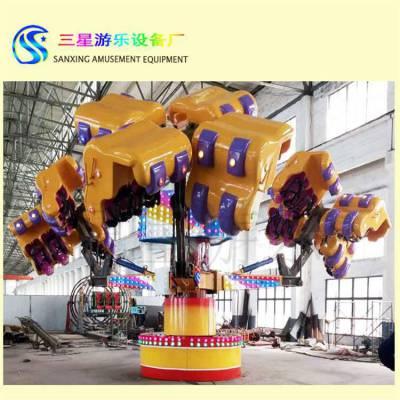能量风暴大型刺激游乐设备 游乐设备项目大全