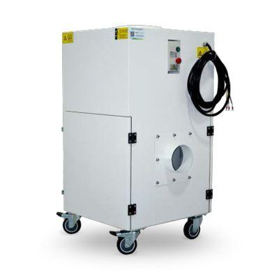 防爆工业集尘器,大风量吸尘器,除尘器设备,大风量脉冲除尘器,除尘机厂家-普惠环保