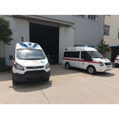 福特新全顺V362救护车最新下线欢迎砸单5780*2000*2360
