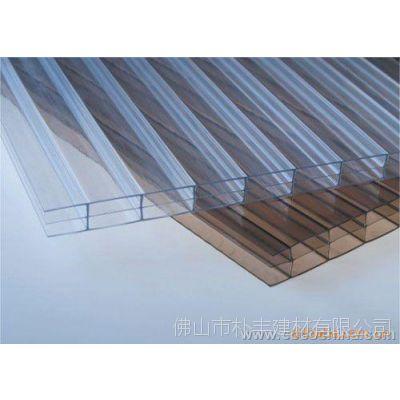 防雾滴阳光板_6-20mm透明蓝色绿色阳光板