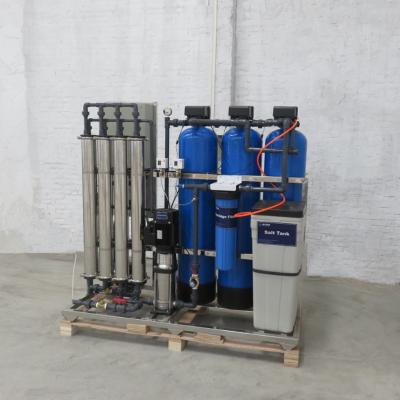 清泽蓝厂家安装学校直饮水系统找广州清泽蓝 1立方每小时纯净水机安全健康