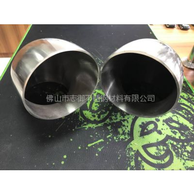 清溪304不锈钢食品级弯头 φ219*3