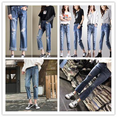 库存牛仔裤,尾货服装,杂款牛仔裤,小脚裤