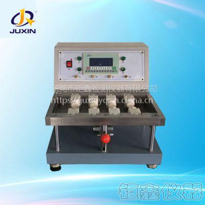 供应satra tm 171欧标皮革动态防水试验机 JX-130bally皮革防水检测设备