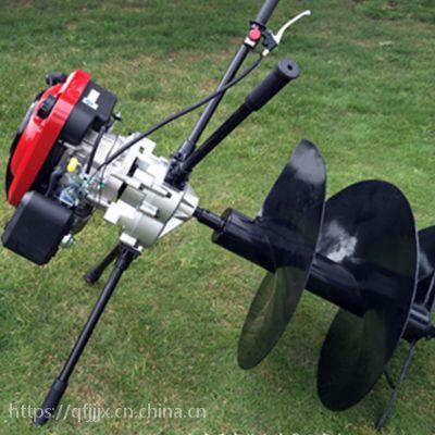 金佳机械 植树挖坑机 便携式打洞机 双人挖洞机厂家