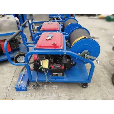 钢结构除锈水枪 彩钢瓦除漆除锈专用高压清洗机 宏兴HX-1535清洗机