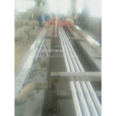 无锡礼联机械 一出四阴阳角线生产线 PVC护角条生产设备