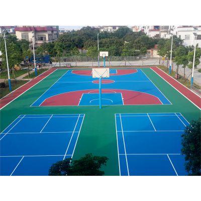 广西百色市羽毛球场场地包工包料一个场地需要多少钱 康奇体育