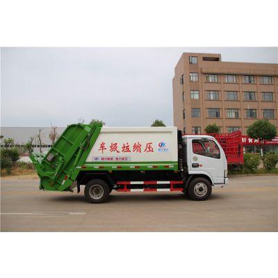 5吨分类压缩垃圾回收车价格