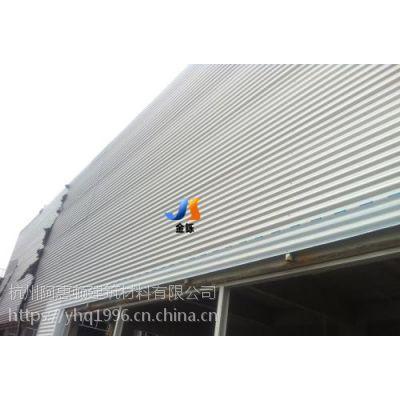 4S店,展厅墙面屋面0.7-1.2mm波纹板屋面系统